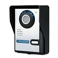 billige Dørtelefonssystem med video-720p trådløs wifi video dør telefon dørbelte intercom system nattesyn vanntett kamera med regndeksel