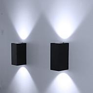 お買い得  壁掛けライト-JIAWEN コンテンポラリー ウォールランプ メタル ウォールライト 3W