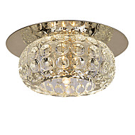 billige Taklamper-LightMyself™ Takplafond Omgivelseslys - Krystall, Mini Stil, 110-120V / 220-240V Pære Inkludert / G4 / 20-30㎡