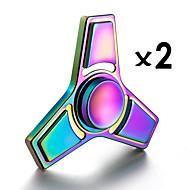 Fidget Spinners Przędzarka ręczna Bączek Zabawki Zabawki Stres i niepokój Relief Focus Toy Zabawki biurkowe Zwalnia ADD, ADHD, niepokój,