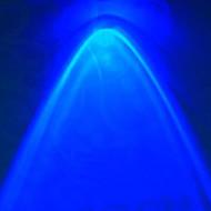 tanie Kinkiety Ścienne-nowoczesny trójkąt 6w led kinkiet wewnątrz korytarzu dół oświetlenie punktowe aluminium oświetlenie dekoracyjne