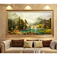 Living Nordic Minimalist Home Wall Decoration Painting Hanging Modern Framed Art