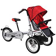 Udobnost bicikle Folding bicikle Biciklizam 16 inča Disk kočnica Bez prigušenja Običan Čelik Aluminijska legura