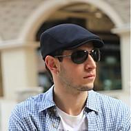 Muškarci Jednobojni Jedna boja Ribički šešir