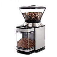 Electric Grinder Coffee Beans Grinder Mill Thickness Adjustable Household Machine