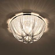 ポストモダンタッセルアルミチェーンランプライト豪華な雰囲気は、ドームライトを吸収するドームライトを座って部屋をロビーに吸収