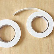 20MM*3M Double-sided  Tape Double Faced Adhesive Tape Special Offer White Powerful Foam Double Sided Tapes for Car Decoration Family Decoration