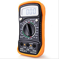 cheap Electrical Instruments-Hyelec Mas830L Mini Digital Multimeter Backlight Handheld Multifunction Multimeter