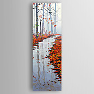 Hand-Painted Impression Landscape Oil Painting For Home Decoration Ready to Hang