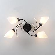 60w anheng lys tradisjonell / klassisk maleri funksjon for mini stil tre / bambooliving rom / soverom / spisestue / studie