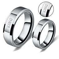 Personlig gave-Armbånd Ringe-Titanium Stål- til-