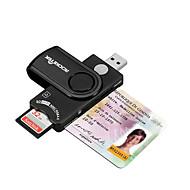 baratos -Chip de Celular SD / SDHC / SDXC MicroSD / MicroSDHC / MicroSDXC / TF USB 2.0 USB Leitor de cartão