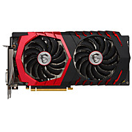 MSI Video Graphics Card GTX1060 1809MHz/8100MHz6GB/192 bit GDDR5