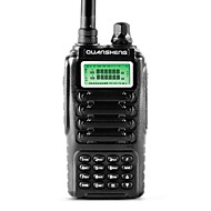 Dual band 2-veis radio dual standby dual display quansheng tg-uv2 med fcc ce sertifisering walkie talkie