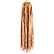 ヘアブレイズ ハバナ 22inch 100%カネカロンヘア レッド ストロベリーブロンド バーガンディー ブレイズヘア ヘアエクステンション