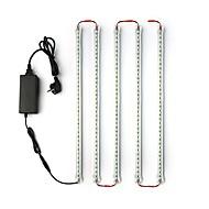 30W Прочные светодиодные панели 2800 lm AC 12 V 2 м 144 светодиоды Теплый белый белый красный синий зеленый