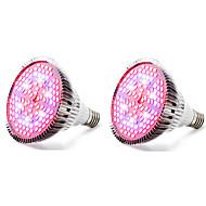 E27 LED Grow Lights 120 SMD 5730 4000-5000 lm Warm White Red Blue UV (Blacklight) K AC85-265 V