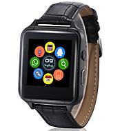 tanie Inteligentne zegarki-Inteligentne Bransoletka Radio FM Ekran dotykowy Spalone kalorie Krokomierze Rejestr ćwiczeń Kamera/aparat Śledzenie odległości