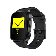 남성용 스마트 시계 패션 시계 손목 시계 독특한 창조적 인 시계 디지털 시계 스포츠 시계 밀리터리 시계 드레스 시계 회중 시계 중국어 디지털 터치 스크린 알람 달력 심장 박동수 모니터 방수 스피드오미터 만보기 피트니스 트렉커 대화 큰 다이얼 PU