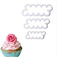 billige Bakeredskap-Dessert dekoratører Til Kake Plastikker