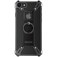 billiga Mobil cases & Skärmskydd-fodral Till iPhone 7 / iPhone 7 Plus / Apple Stötsäker / Ringhållare Stötsäkert fodral Rustning Hårt Metall för iPhone 7 Plus / iPhone 7