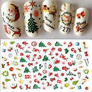 1 pcs stickers tapes nail decals nail art design