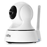 VESKYS® 1080P Wi-Fi Security Surveillance IP Camera w/ 2.0MP Smart Phone Remote Monitoring Wireless Support 64GB TF Card