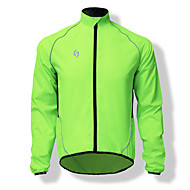 SPAKCT Jachetă Cycling Bicicletă Topuri Bărbați Uscare Rapidă Rezistent la Vânt Ușor Mată Ciclism montan Ciclism stradal Ciclism