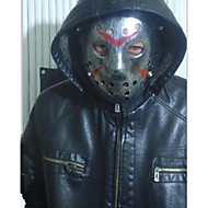 Novo jason vs sexta-feira, o 13º horror hockey cosplay costume halloween killer mask