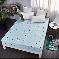 cheap Sheet Sets & Pillowcases-Comfortable Cotton Fitted Sheet 3D(random pattern)