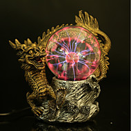 plazmové koule elektrostatické koule světla kouzlo křišťálové světlo koule stolní blesk strany dotykové citlivé světla