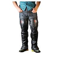 お買い得  オートバイ用プロテクション用品-qinxiang 9014オートバイの膝パッド暖かい保護装置の男性と女性の冬の電気自動車の膝パッドのレギンスサイクリングwindbreak