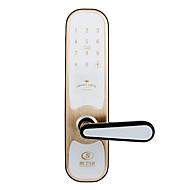 Hjem leilighet sikkerhet dør passord rfid kort låse valgfri fjern app låse kroppen 24 * 240cm