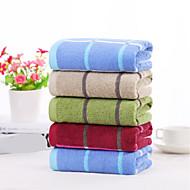 Was Handdoek,Geruit Hoge kwaliteit 100% Katoen Supima Handdoek