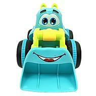 Autíčko na setrvačník Autíčka Stavební stroj Hračky Vysokozdvižný vozík Unisex 1 Pieces