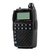 billige Walkie-talkies-Tyt th - uv3r vhf / uhf dual band programmerbar walkie talkie toveis radio fm transceiver håndholdt interphone