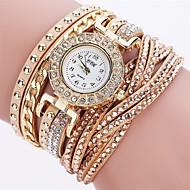 Dámské Módní hodinky Náramkové hodinky Unikátní Creative hodinky Hodinky na běžné nošení Maketa Diamant Hodiny čínština Křemenný imitace