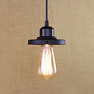 billiga Belysning-Mini Hängande lampor Glödande - Ministil, Glödlampa inkluderad, designers Glödlampa inkluderad / 5-10㎡ / E26 / E27