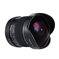 andoer 8mm f / 3.5 170 ultra-lățime HD hd ochelari de vedere asferic circular pentru canon eos dslr camere - compatibil cu cadru întreg
