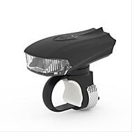 billige Sykkellykter og reflekser-Sykkellykter Belysning Frontlys til sykkel sikkerhet lys LED LED Sykling Bærbar Profesjonell Høy kvalitet Lithium Batteri 1200 Lumens USB