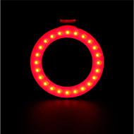 billige Sykkellykter og reflekser-Sykkellykter sikkerhet lys Baklys Belysning Baklys til sykkel LED LED Sykling Bærbar Justerbar Fort Frigjøring Lettvekt Høy kvalitet