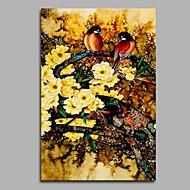 雲南の四季は、部屋の装飾のためのモダンなアートワークの壁アート