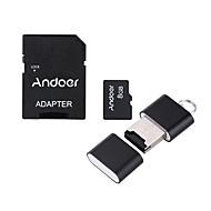 baratos Cartões de Memória-Andoer 8GB TF cartão Micro SD cartão de memória class10
