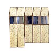 Oppbevaringsenheter Garderobeorganisering med Trekk er Anti-Støv , Til Generelt bruk