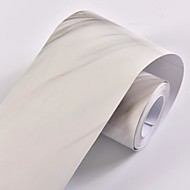 ソリッド ホームのための壁紙 現代風 ウォールカバーリング , PVC /ビニール 材料 自粘型 壁紙 , ルームWallcovering