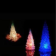 1kpl valoisa keiju värimuutos led-yövalo lampu puu koristeena