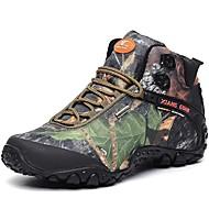 baratos Sapatos de Tamanho Pequeno-Unisexo Lona Outono / Inverno Conforto Tênis Aventura Verde