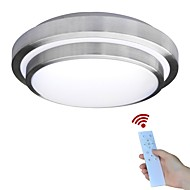 Jiawen LED Ceiling Lights Change Color Temperature Ceiling Lamp 20W Smart Remote Control Dimmable Bedroom Living Room AC 100-265V