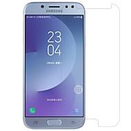 billige -PET Skjermbeskytter til Samsung Galaxy J5 (2017) Skjermbeskyttelse Anti-fingeravtrykk Ultratynn Matt Motstår Risser