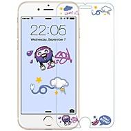 billiga Mobiltelefoner Skärmskydd-Skärmskydd för Apple iPhone 8 Härdat Glas 1 st Displayskydd framsida Högupplöst (HD) / Explosionssäker / Mönster